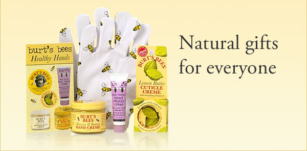 Natural gifts for everyone