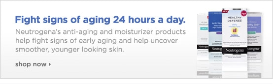 Fight signs of aging 24 hours a day with Neutrogena's anti-aging and moisturizer products. shop now
