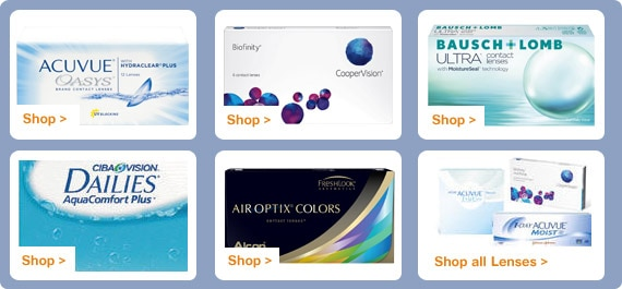 Shop contacts | Buy Your Contacts Online | Searsopticalcontacts.com