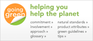 going green helping you help the planet