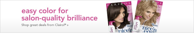 easy color for salon-quality brilliance, shop great deals from Clairol
