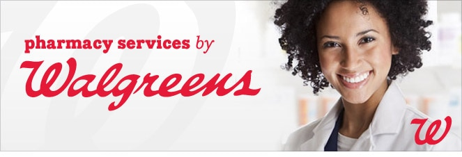 pharmacy services by Walgreens