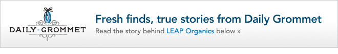 Read the story behind LEAP Organics