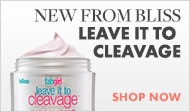 shop Bliss Leave it to Cleavage