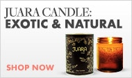 Juara Candle: Exotic & Natural