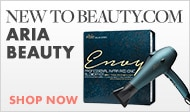New to Beauty.com | Aria Beauty