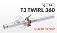 New T3 Twirl 360 curling iron