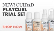 New! Ouidad PlayCurl Trial Set