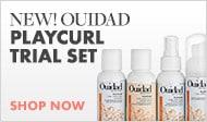 New! Ouidad PlayCurl Trial Set