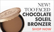 NEW Too Faced Chocolate Soleil Bronzer