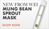 Shop for mung bean sprout mask