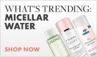 What's Trending | Miceller Water