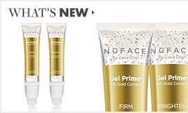 New NuFACE Gold Gel Primer