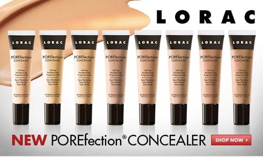 LORAC POREfection Concealer