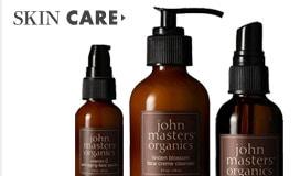 John Masters Organics Skin Care