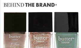butter LONDON - Behind the Brand