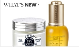 L'Occitane What's New