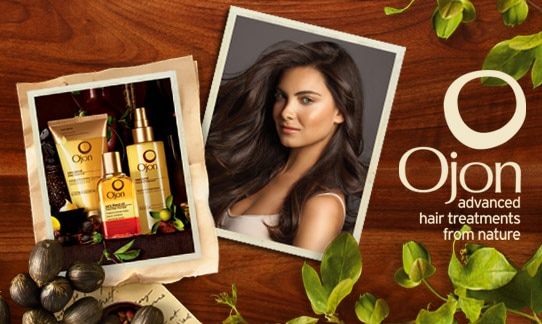 Ojon advanced hair treatments from nature