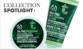 The Body Shop Collection Spotlight
