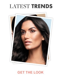 Latest Trends-Bronzed Beauty Look