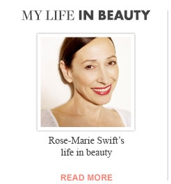 Read more about Rose-Marie Swift's Life in Beauty