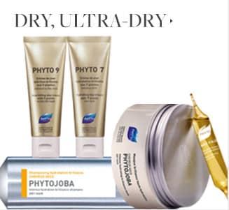 PHYTO Dry, Ultra Dry Hair