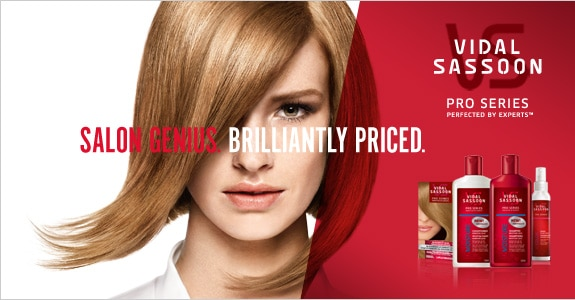 Vidal Sassoon Pro Series - Salon Genius - Brilliantly Priced