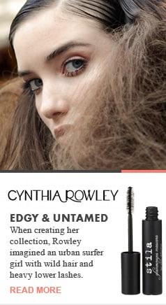 Cynthia Rowley Edgy & Untamed Runway Recap Spring 2013
