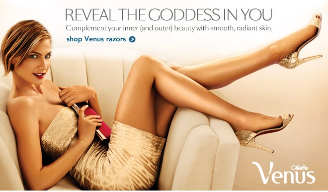 Image result for venus advertising