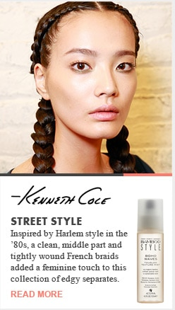 KENNETH COLE Street Style