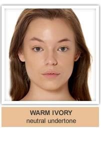 Warm beige skin