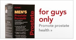 for guys only, promote prostate health