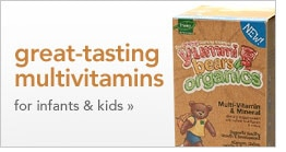 great-tasting multivitamins for infants and kids