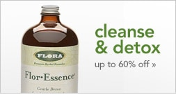 cleanse & detox up to 60% off