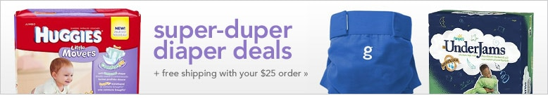 diaper deals