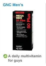 GNC Men's