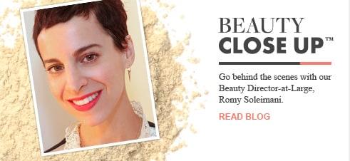 Read Romy's Blog