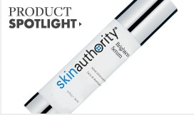 Skin Authority Product Spotlight