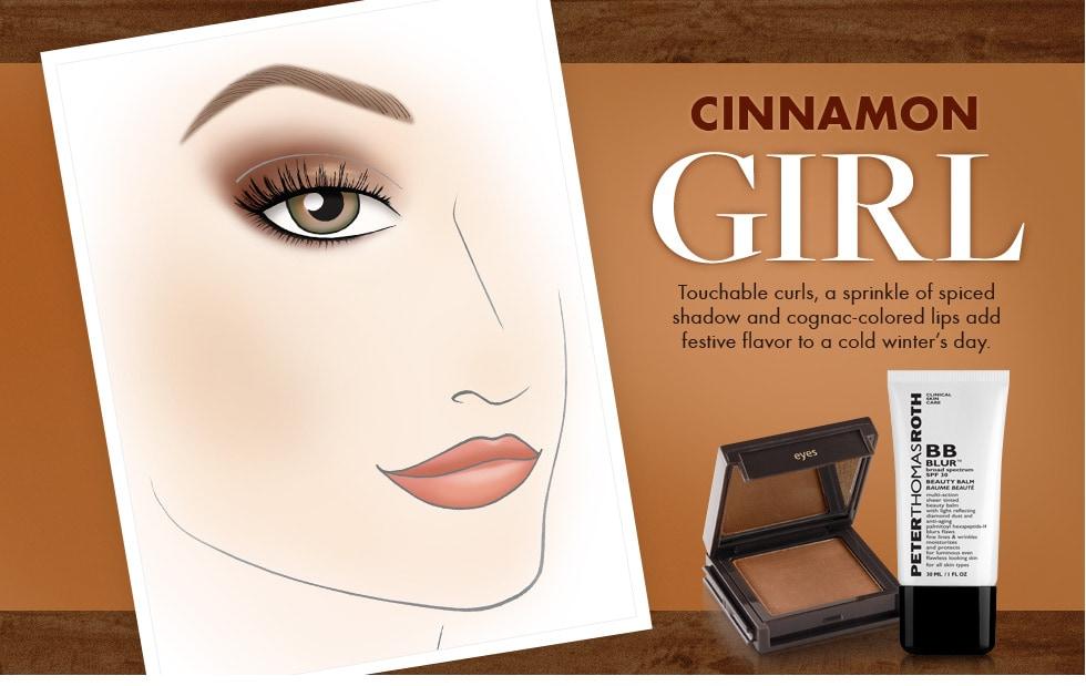Latest Trends-Cinnamon Girl