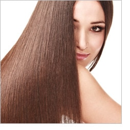 how to avoid static hair when straightening