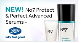 Boots new Protect & Perfect Advanced