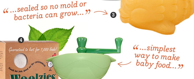 simplest way to make baby food