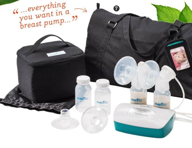 everything you want in a breast pump