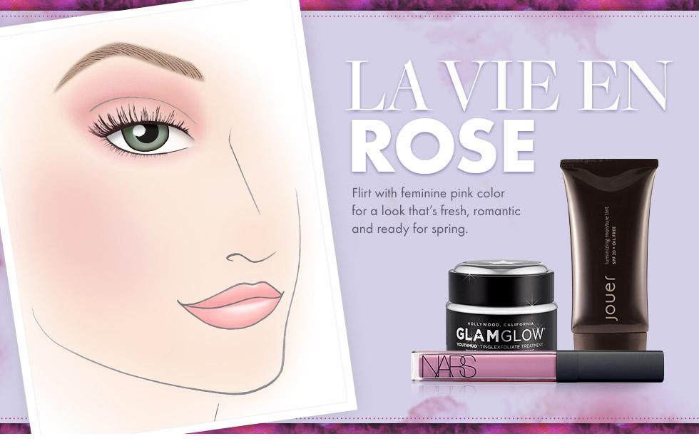 Latest Trends-La Vie en Rose