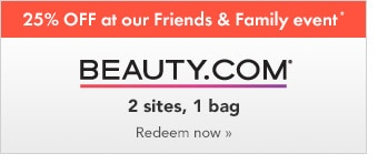 Shop our sister site for prestige beauty products and enjoy one convenient checkout | Beauty.com 2 sites 1 bag