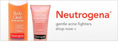 Neutrogena gentle acne fighters