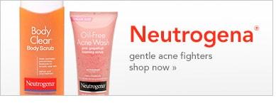 Neutrogena gentle acne fighters