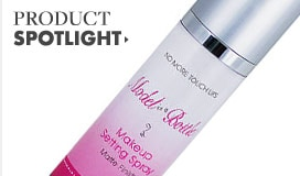 Model in a Bottle Makeup Setting Spray