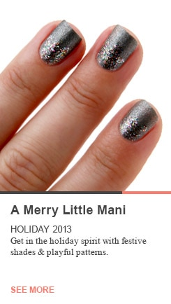A Merry Little Mani