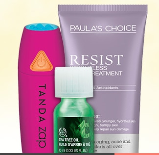Total body acne treatments